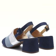 Sandália Flora  Azul