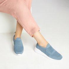 Tênis Alme Ecoa Slip On Azul