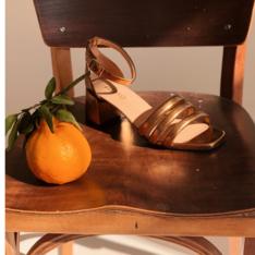 Sandália Bronze Iara