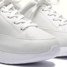 Tênis Branco Couro Serena