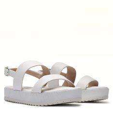 Sandalia Branco Tapioca Eleva
