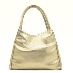 Bolsa Shopping Dourada